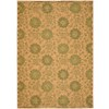 Safavieh 8-ft x 11-ft Rectangular Green Area Rug