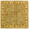 Safavieh Heritage 6-ft x 6-ft Square Green Transitional Area Rug