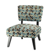 Safavieh Hudson Collection Turquoise Accent Chair