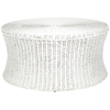 Safavieh Fox Home White Bamboo Round Coffee Table