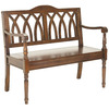 Safavieh American Home Brown Entryway Bench