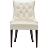 Safavieh Mercer Flat Cream Club Chair
