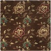 Safavieh 6-ft x 6-ft Chocolate Jain Area Rug