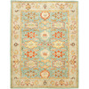 Safavieh Heritage 6-ft x 9-ft Rectangular Blue Transitional Area Rug