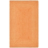 Safavieh Cottage 4-ft x 6-ft Rectangular Orange Transitional Area Rug