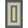 Safavieh Cottage 9-ft x 12-ft Rectangular Black Transitional Indoor/Outdoor Area Rug