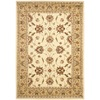Safavieh Lyndhurst Ivory Rectangular Indoor Machine-Made Area Rug (Common: 5 x 8; Actual: 63-in W x 90-in L x 0.33-ft Dia)