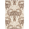 Safavieh Florida Shag 8-ft x 10-ft Rectangular Beige Transitional Area Rug