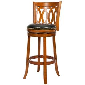 Safavieh Fox Brown 29-in Bar Stool