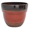 allen + roth 11-in H x 13-in W x 13-in D Multicolor Plastic Planter