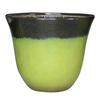 allen + roth 18-in x 14.93-in Green Brown Plastic Planter