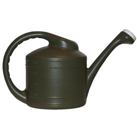 Garden Treasures 2-Gallon Green Resin Watering Can