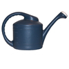 Garden Treasures 2-Gallon Light Blue Resin Watering Can