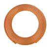Mueller 5/8-in Dia x 50-ft L Coil Copper Pipe