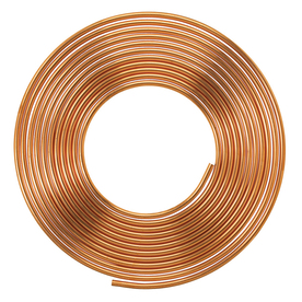 Mueller 1/4-in dia x 5-ft L Coil Copper Pipe