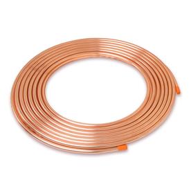 Mueller Streamline 1/2-in dia x 50-ft L Coil Copper Pipe