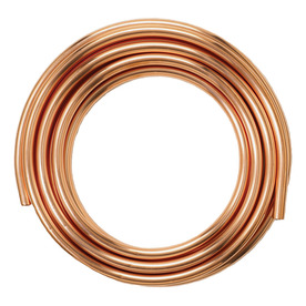 Mueller Streamline 1-in dia x 60-ft L Coil Copper Pipe