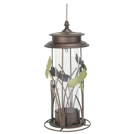 Nicholas Cole World Factory Steel Platform Bird Feeder