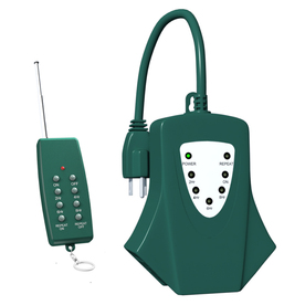 Holiday Living 3-Outlet Outdoor Remote Control
