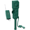 Holiday Living 3-Outlet Ground Stake with Remote Control