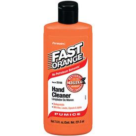 Permatex Fast Orange 7.5-oz Citrus Hand Soap