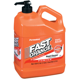 Permatex Fast Orange 128-fl oz Citrus Hand Soap