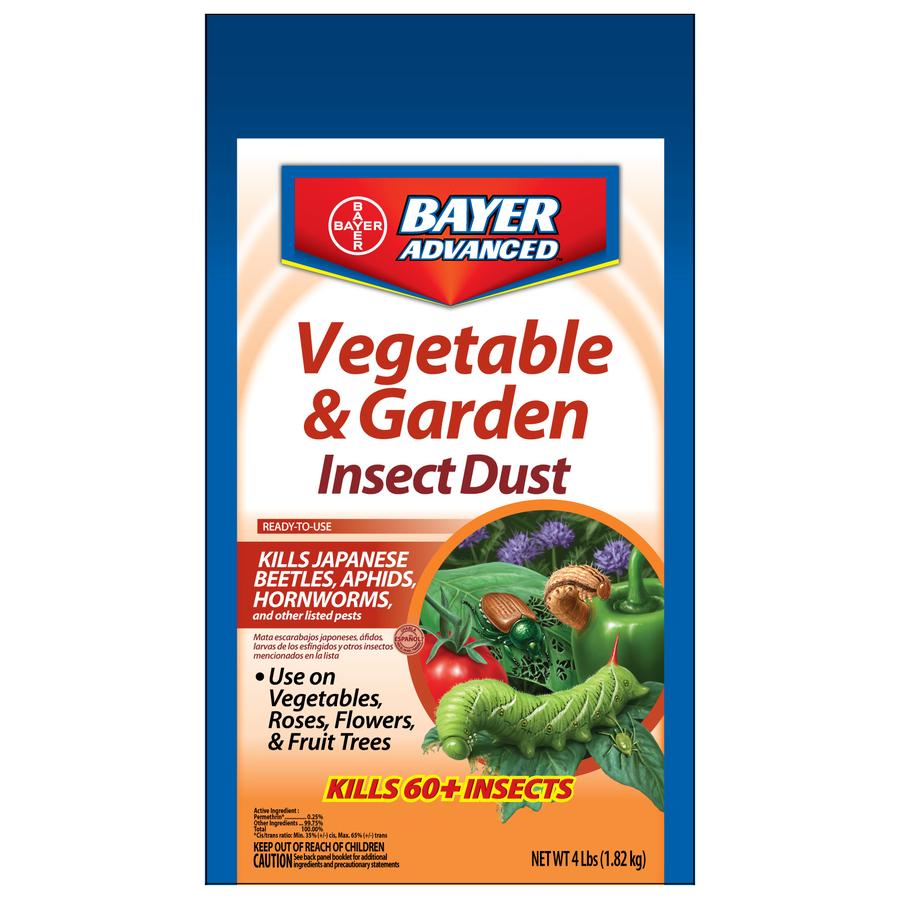 Shop Bayer Advanced 64 Oz Vegetable And Garden Powder At