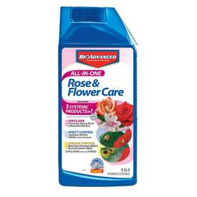 BAYER ADVANCED 32-fl oz All-In-One Rose and Flower Care Liquid