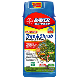 BAYER ADVANCED Tree/Shrub Protect and Feed Liquid Concentrate