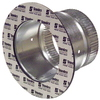 Standex ADP 12-in x 6-in Galvanized Duct