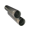Standex ADP 10-in x 24-in Galvanized Duct