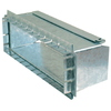 Standex ADP 3-1/4-in x 10-in Galvanized Duct