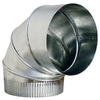 Standex ADP 6-in x 8-in Galvanized Duct