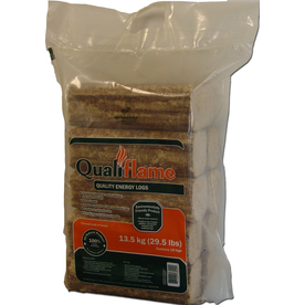 Qualiflame 10-Pack 30-lb Fire Logs