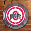 "The Memory Company 15"" Neon Clock-Ohio State"