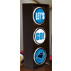 The Memory Company 16-in Carolina Panthers Light