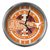 "The Memory Company 12"" Team Chrome Clock"