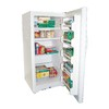 Haier 13.8 cu ft Upright Freezer (White)