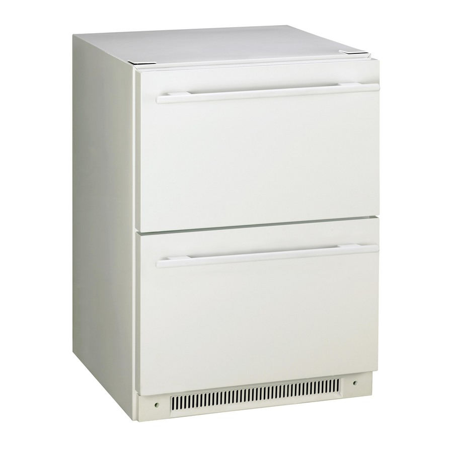 Shop Haier 5.4-cu ft Compact Refrigerator (White) at Lowes.com