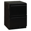 Haier 5.4-cu ft Built-In Compact Refrigerator (Black)