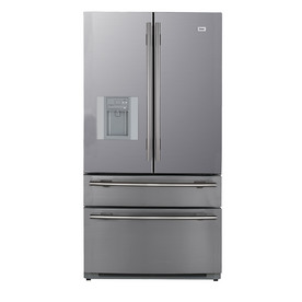 Lowe S 20 6 Cu Ft Bottom Freezer Counter Depth