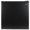 Haier 1.66-cu ft Compact Refrigerator with Freezer Compartment (Black)