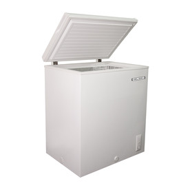 Holiday 5 cu ft Chest Freezer (White)