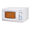 Haier 0.6 cu ft 600-Watt Countertop Microwave (White)