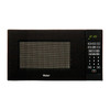 Haier 0.9 cu ft 900-Watt Countertop Microwave (Black)