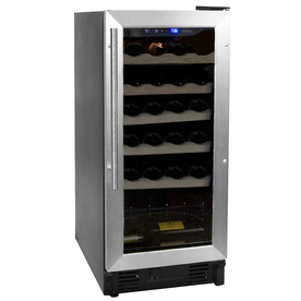 Haier 26 Bottle Capacity Built-In or Freestanding Wine Cellar