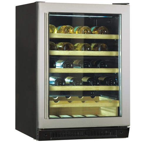 Haier Built In Wine Cellar witj Glass Doors at Lowes Wine Coolers Appliances House