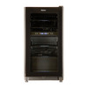 Haier 16-Bottle Combination Black Dual Zone Wine Chiller