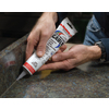 Wilsonart 5.5 oz Oz Alabaster Siliconized Acrylic Kitchen and Bathroom Caulk
