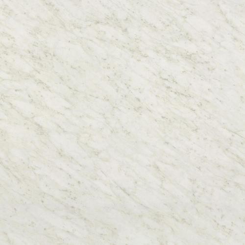 "Zoomed: Wilsonart 36"" x 96"" White Carrara Laminate Countertop Sheet"